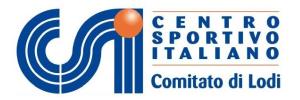 Logo CSI Lodi